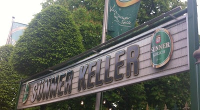 Photo of Brewery Sünner Keller und Biergarten at Kalker Hauptstr. 260, Köln 51103, Germany