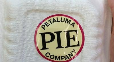 Photo of Bakery Petaluma Pie Company at 125 Petaluma Blvd., Petaluma, CA 94952, United States