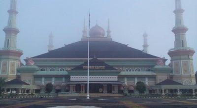 Photo of Mosque Masjid Raya Al-Bantani at Jl. Syeh Nawawi Al-bantani, Serang, Indonesia