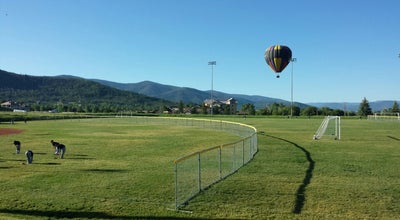 Photo of Baseball Field Ski Town Ball Fields at 2666-2698 Pine Grove Rd, Steamboat Springs, CO 80487, United States