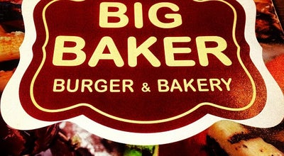 Photo of Burger Joint Big Baker at Muammer Aksoy Cd. (2. Cd.) No:10 Bahçelievler, Ankara, Turkey