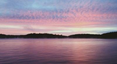 Photo of Lake Go Home Lake at Canada
