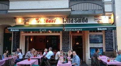 Photo of Italian Restaurant Terra Sarda at Stahlheimer Str. 30, Berlin 10439, Germany