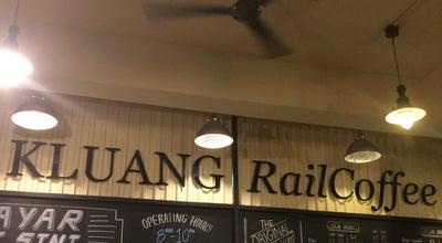 Photo of Coffee Shop Kluang Railcoffee at Jalan Duku, Kluang, Malaysia