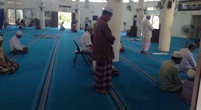 Photo of Mosque Masjid Sultanah at Masjid Sultanah, Alor Setar 05250, Malaysia