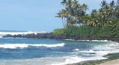 Photo of Surf Spot Hale'iwa Beach Park at 66-124 Haleiwa Rd, Haleiwa, HI 96712, United States