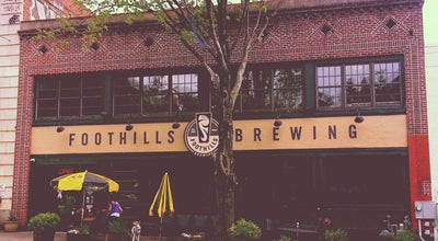 Photo of Brewery Foothills Brewing at 638 W 4th St, Winston Salem, NC 27101, United States