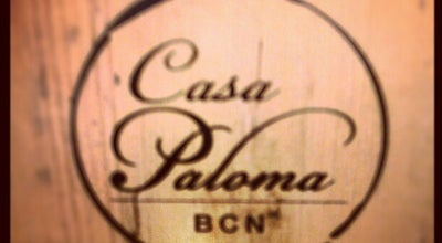 Photo of Steakhouse Casa Paloma at Casanova, 209, Barcelona, Spain