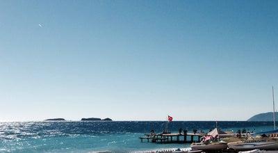 Photo of Beach Tekirova Plajı at Tekirova, Turkey