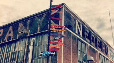 Photo of Tourist Attraction IJ-hallen Flea Market at T.t. Neveritaweg 15, Amsterdam 1021, Netherlands