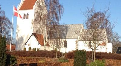 Photo of Church Egå Kirke at Egå Mosevej 7, Egå 8250, Denmark