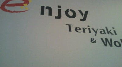 Photo of Asian Restaurant Enjoy Teriyaki & Wok at 125 Tumwater Blvd Se, Tumwater, WA 98501, United States