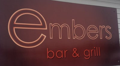 Photo of American Restaurant Embers Bar & Grill at 1370 E Chicago Blvd, Tecumseh, MI 49286, United States