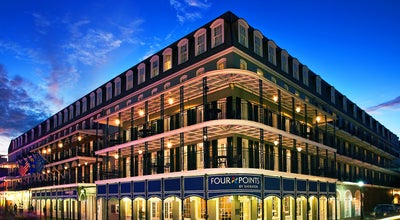 Photo of Hotel Four Points by Sheraton French Quarter at 541 Bourbon Street, New Orleans, LA 70130, United States