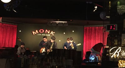 Photo of Bar Monk-live Jazz Club at 성산구 원이대로682번길 38 파크프라자, Changwon, South Korea