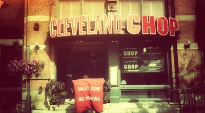 Photo of Steakhouse Cleveland Chop at 824 W Saint Clair Ave, Cleveland, OH 44113, United States