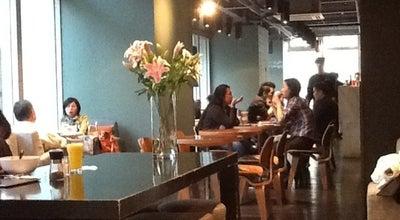 Photo of Cafe Wagas 沃歌斯 at 胶州路265号1楼, Shanghai, Sh, China
