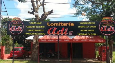 Photo of Burger Joint Lomiteria Adi at Av. Ayolas, Coronel Oviedo 3300, Paraguay