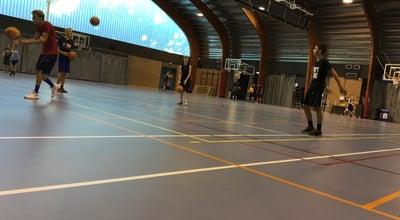Photo of Basketball Court BBC Deinze - Nazareth Sporthal Palaestra at Nazareth, Belgium