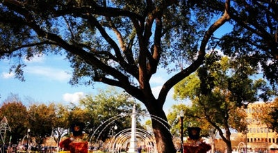 Photo of Park Munn Park at 202 Main St, Lakeland, FL 33801, United States