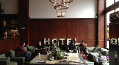 Photo of Hotel Ace Hotel Portland at 1022 Sw Stark St, Portland, OR 97205, United States