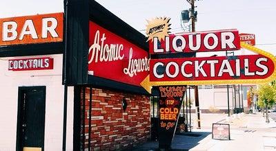 Photo of Dive Bar Atomic Liquors at 917 Fremont St, Las Vegas, NV 89101, United States