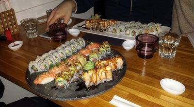 Photo of Sushi Restaurant Chill Out Sushi at Södra Förstadsgatan 115, Malmö 214 28, Sweden