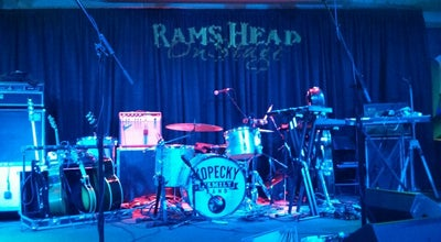 Photo of Music Venue Rams Head On Stage at 33 West St, Annapolis, MD 21401, United States
