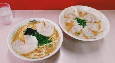 Photo of Ramen / Noodle House 宝来軒 中央町店 at 中央町1-4-25, 中津市 871-0024, Japan