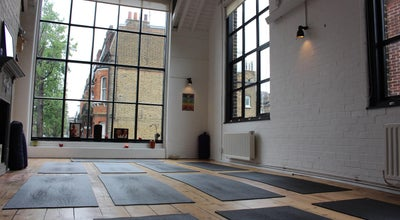 Photo of Yoga Studio The Power Yoga Company at The Glass House, 11-12 Lettice Street, London SW6 4EH, United Kingdom