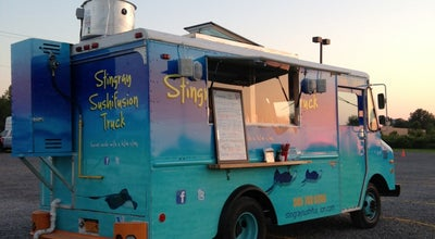 Photo of Food Truck Stingray Sushifusion Truck at Rochester, NY, United States