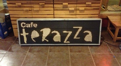 Photo of Cafe Café Terazza at 10th, Indore 452 010, India