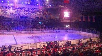 Photo of Concert Hall Hisense Arena at Olympic Blvd, Melbourne, VI 3001, Australia