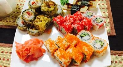 Photo of Sushi Restaurant Япошка at Просп. Строителей, 15а, Engel's, Russia