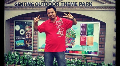 Photo of Theme Park Genting Highland Theme Park at Malaysia