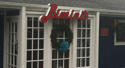 Photo of Seafood Restaurant Bimini's Oyster Bar & Seafood Cafe at 100 Villa Rd, Greenville, SC 29615, United States