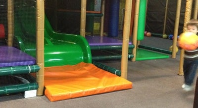 Photo of Playground Cheeky Monkeys' Indoor Playland at 4465 Drummond Rd, Niagara Falls, ON L2E 6C5, Canada
