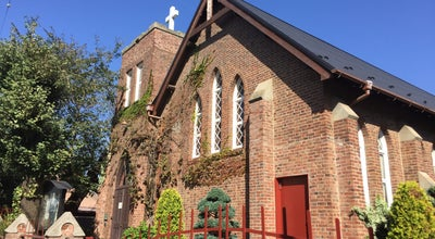 Photo of Church 川越キリスト教会 at 松江町2-4-13, 川越市 350-0056, Japan