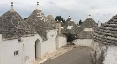 Photo of Historic Site Trulli district at Italy