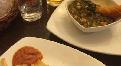Photo of Tapas Restaurant La Taberna at C. Gamazo, 6, Sevilla 41001, Spain