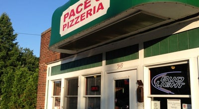 Photo of Pizza Place Pace's Pizzeria at 549 W 3rd St, Jamestown, NY 14701, United States