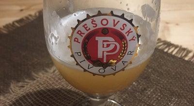Photo of Beer Garden Prešovská piváreň at Hlavná 65, Prešov 080 01, Slovakia