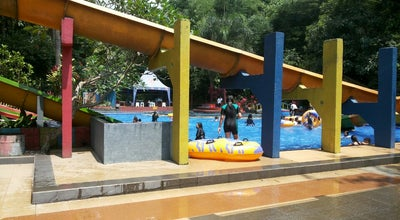 Photo of Water Park Tiara Jember Park (Water Boom) at Jl. Kaliurang No. 174, Jember 68121, Indonesia