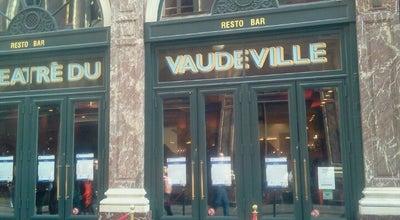 Photo of Gastropub Théâtre du Vaudeville at Galerie De La Reine 12, Brussels 1000, Belgium