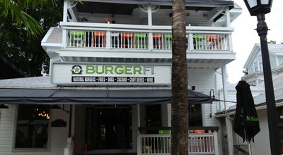 Photo of Burger Joint BURGERFI - Closed at 221 Duval Street, Key West, FL 33040, United States