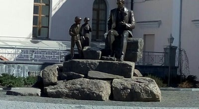 Photo of Monument / Landmark Пам'ятник Т.Г.Шевченку at Ukraine