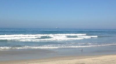 Photo of Beach Playas de Rosarito at Paseo De Rosarito, Tijuana, Mexico