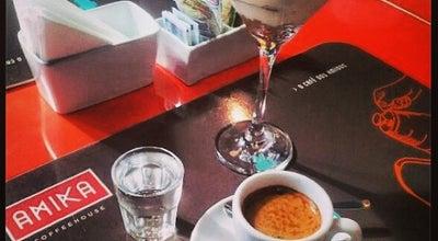 Photo of Cafe Amika Coffeehouse at R. Ana Bilhar, 1136, Fortaleza 60160-110, Brazil