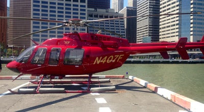 Photo of Travel and Transport Helicopter Flight Services at New York, NY 10019, United States