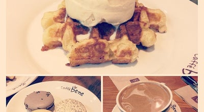 Photo of Cafe Caffe Bene at 3287 Wilshire Blvd #b, Los Angeles, CA 90010, United States